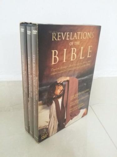 WTS: DVD Revelations of Bible (3 Disc Set) - Original