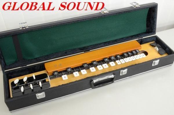 E839 - Taisho Koto (Taishogoto) KotoRyo-ryu sound, hard