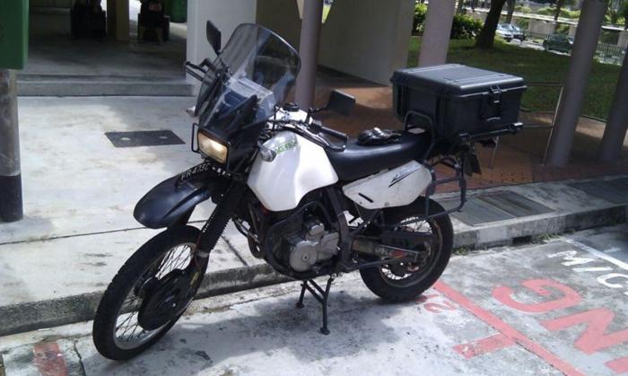 Economical & Reliable Work Horse (Suzuki DR650SE)