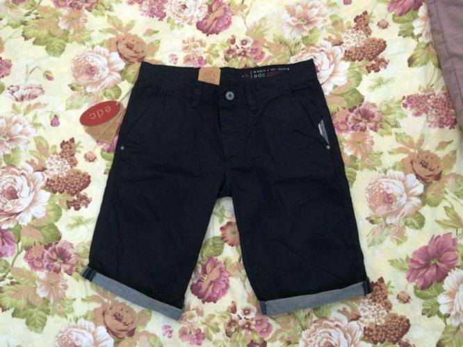 EDC Regular Denim Shorts from ESPRIT