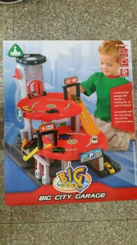 ELC Car Garage for Sales