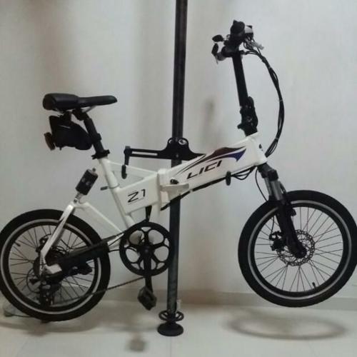 Electric foldable bike/ ebike/ bicycle.LTA Approve!!