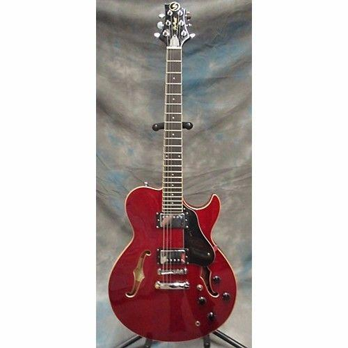 Electric guitar with amplifier package ($450)