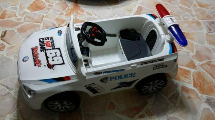 Electric Turbo Cars for Kids