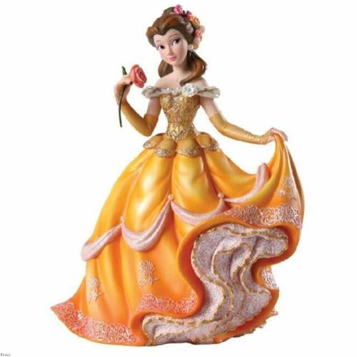 Enesco Disney Showcase Belle Figurine, 7.875-Inch (NEW)