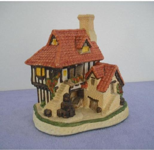 English Cottages Display