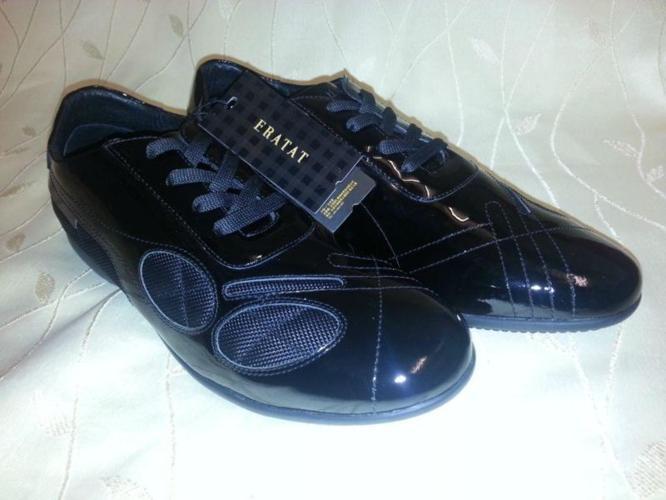 Eratat Black comfort shoe