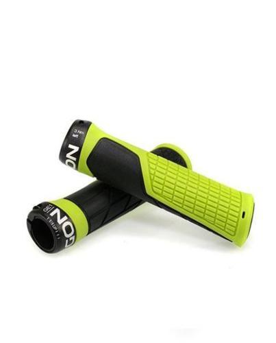 Ergon GE1 Lock On Handlebar Grips - Green/Black
