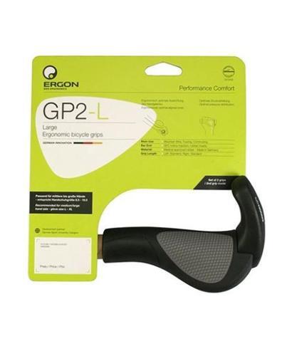 Ergon GP2 Lock On Handlebar Grips - Large