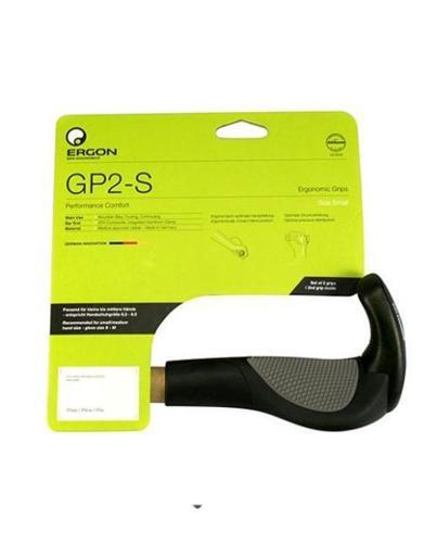 Ergon GP2 Lock On Handlebar Grips - Small