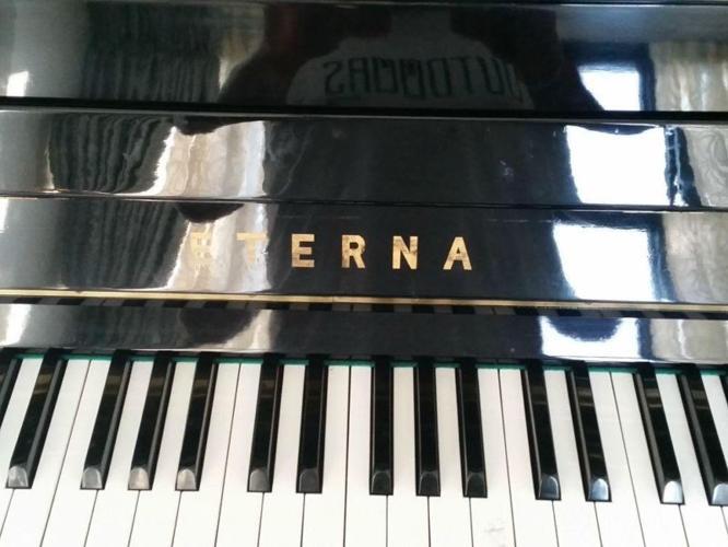 ETERNA Piano for Sale, Used - Refurbished