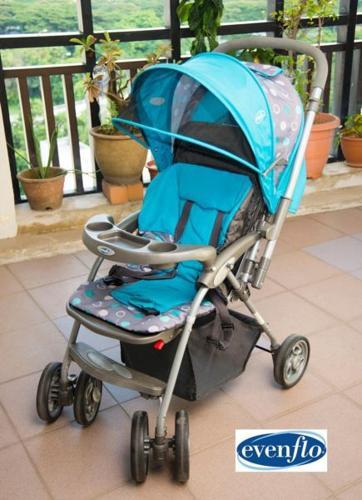 Evenflo Style Trek Stroller / Pram