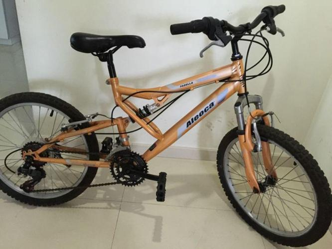Excellent condition - Aleoca Brand kids bicycle with