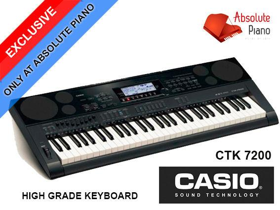 Exclusive Casio Keyboard Deal! Casio High Grade