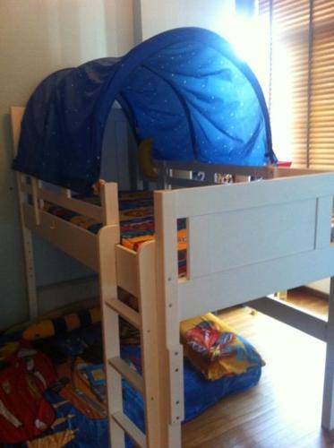 Expat Leaving Sale - Piccolo House Loft Bed Single
