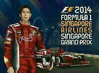F1 sunday pit grandstand ticket