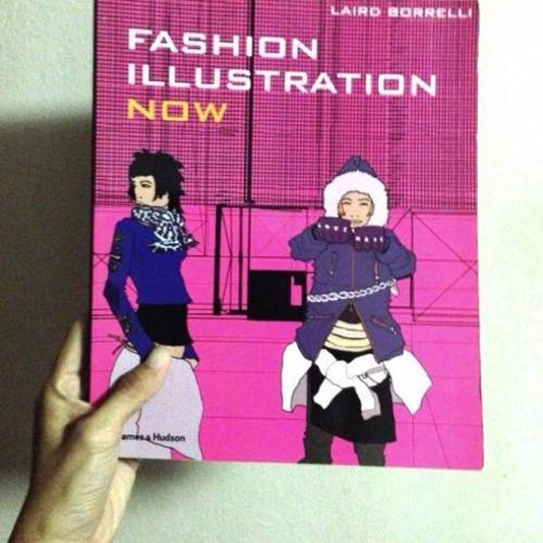 Fashion illustration Now