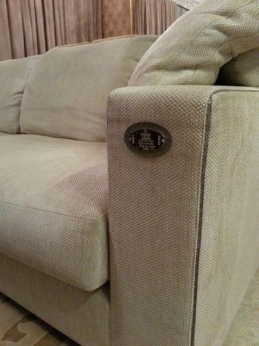 Fendi Apta EP 4 Seater Sofa