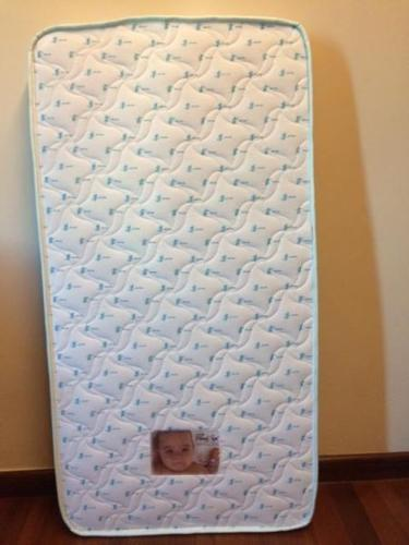 Fibrelux baby cot mattress - used once