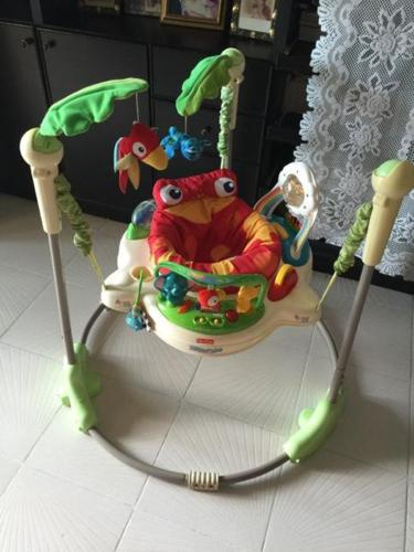 Fisher Price Rainforest Friends Jumperoo