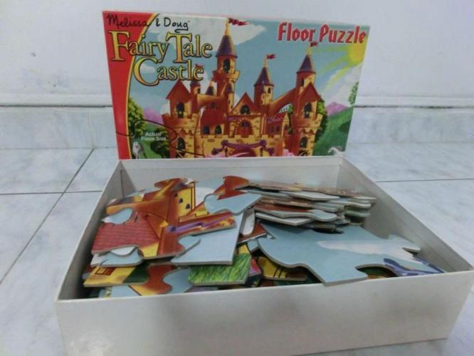 Floor puzzle(48 Jumbo pcs)