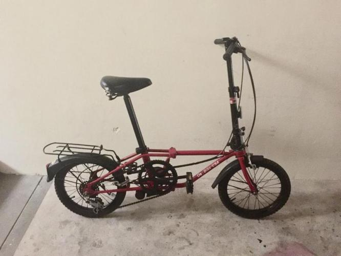 Foldable Dahon Bicycle for sale