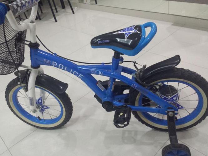 For immediate sale -Kids bicycle almost new