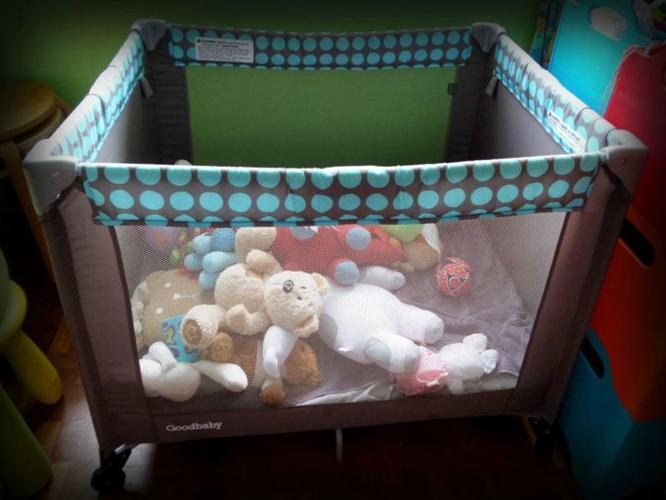 For Sale: USED Goodbaby – Baby Playpen