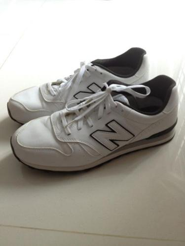 For Sale: Used New Balance shoes White Size USA11