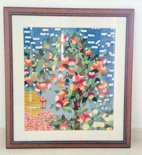 Framed painting for sale - excellent condition
