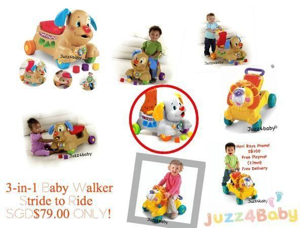 Free delivery baby Walker toys