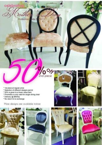 French Inspired Furniture on Mother's Day Sale