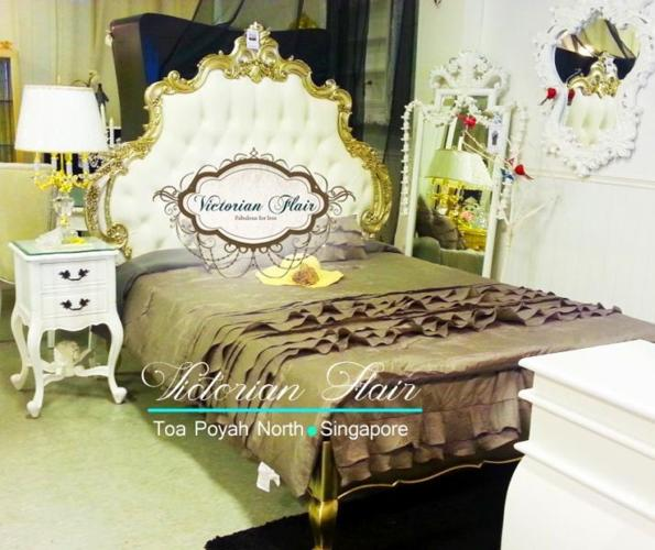 FRENCH INSPIRED FURNITURE WITH EX-STOCK BY VICTORIAN