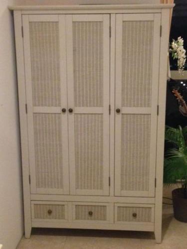 French style Shabby Chic Wardrobe/Cupboard, Great