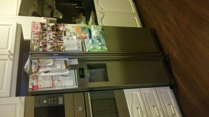 Fridge, Samsung side-by-side, freezer doesnt work.