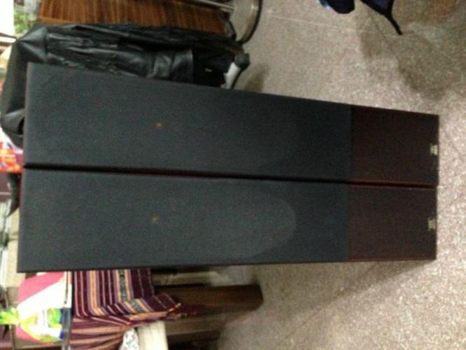 FS Monitor Audio 3 Cherry Wood Flr Stander Speakers