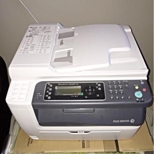 Fuji Xerox CM205 fw