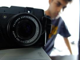Fujifilm X10 + Accessories