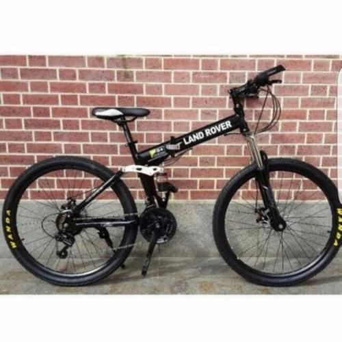 Full SUspension Bicycle)Brand new 26 inch Foldable Mountain