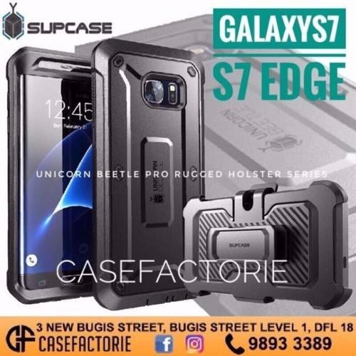 (Galaxy S7/S7 Edge) SUPCASE UNICORN BEETLE PRO HOSTLER