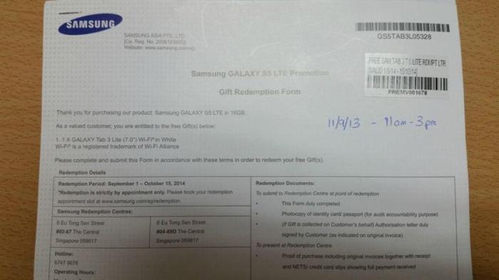 GALAXY Tab 3 Lite (7.0