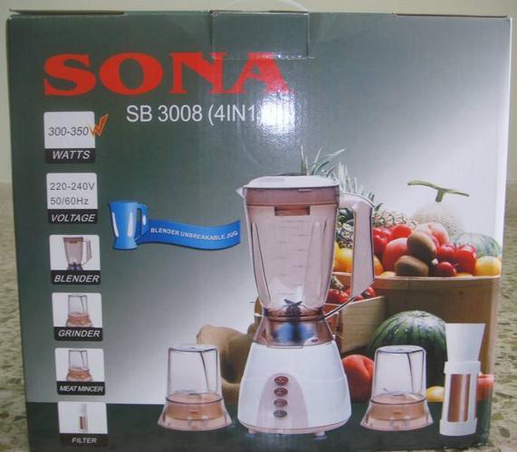 Garage Sale- Mixer-Blender/Grinder/Juicer/Meat Mincer