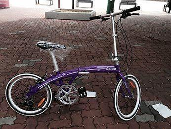 Garcia ML-1 fold bike