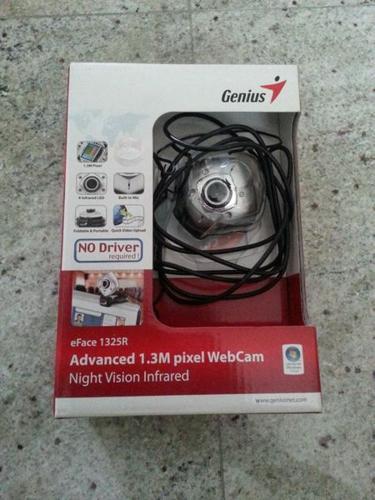 Genius advanced 1.3M Megapixel webcam (night vision