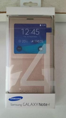 WTS: Genuine Samsung Note 4 S View cover