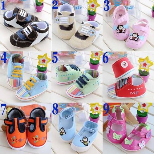 ea7637640 Girl and Boys Shoes ( 2 months to 2 years old ) for Sale in Prince ...