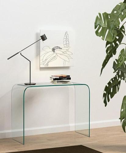 GLASS CONSOLE GOING AT $599 (Usual $