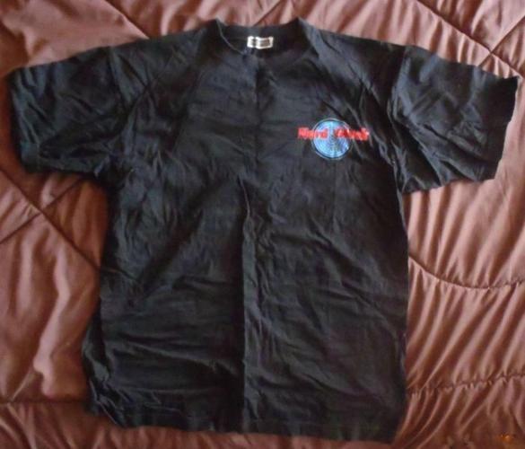 Glock Firearms Pistol T-shirt - Hard Glock Cafe:SOLD