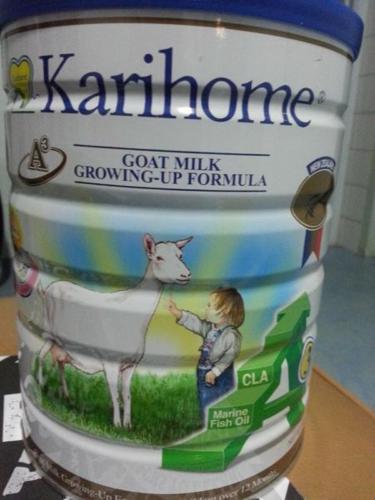 Goats milk - Karihome step 3 for sale