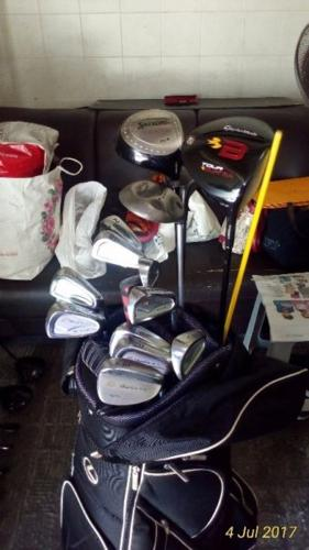 Golf Set, Drivers, Irons, Wedges, Putters